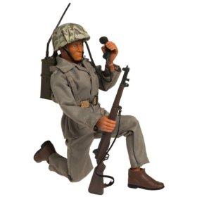 Code Talker GI Joe action figure