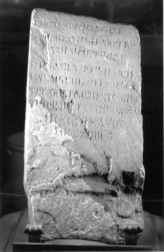 The Kensington Rune Stone